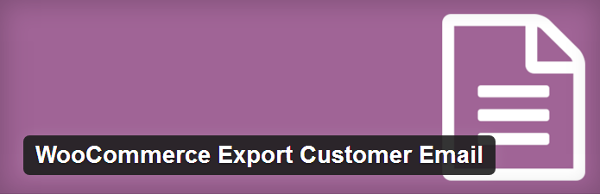 woocommerce-export-customer-email